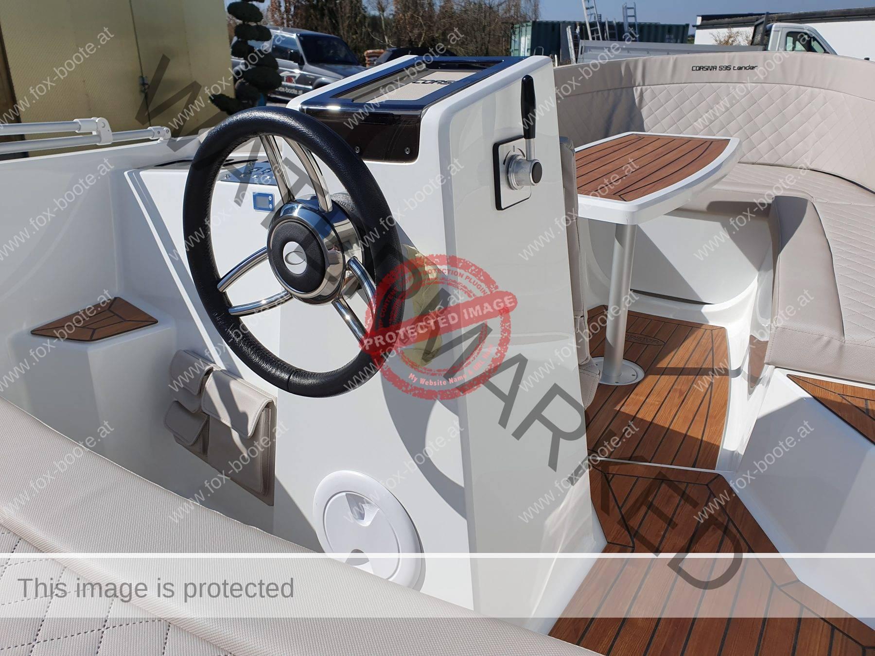corsiva 595 tender 27