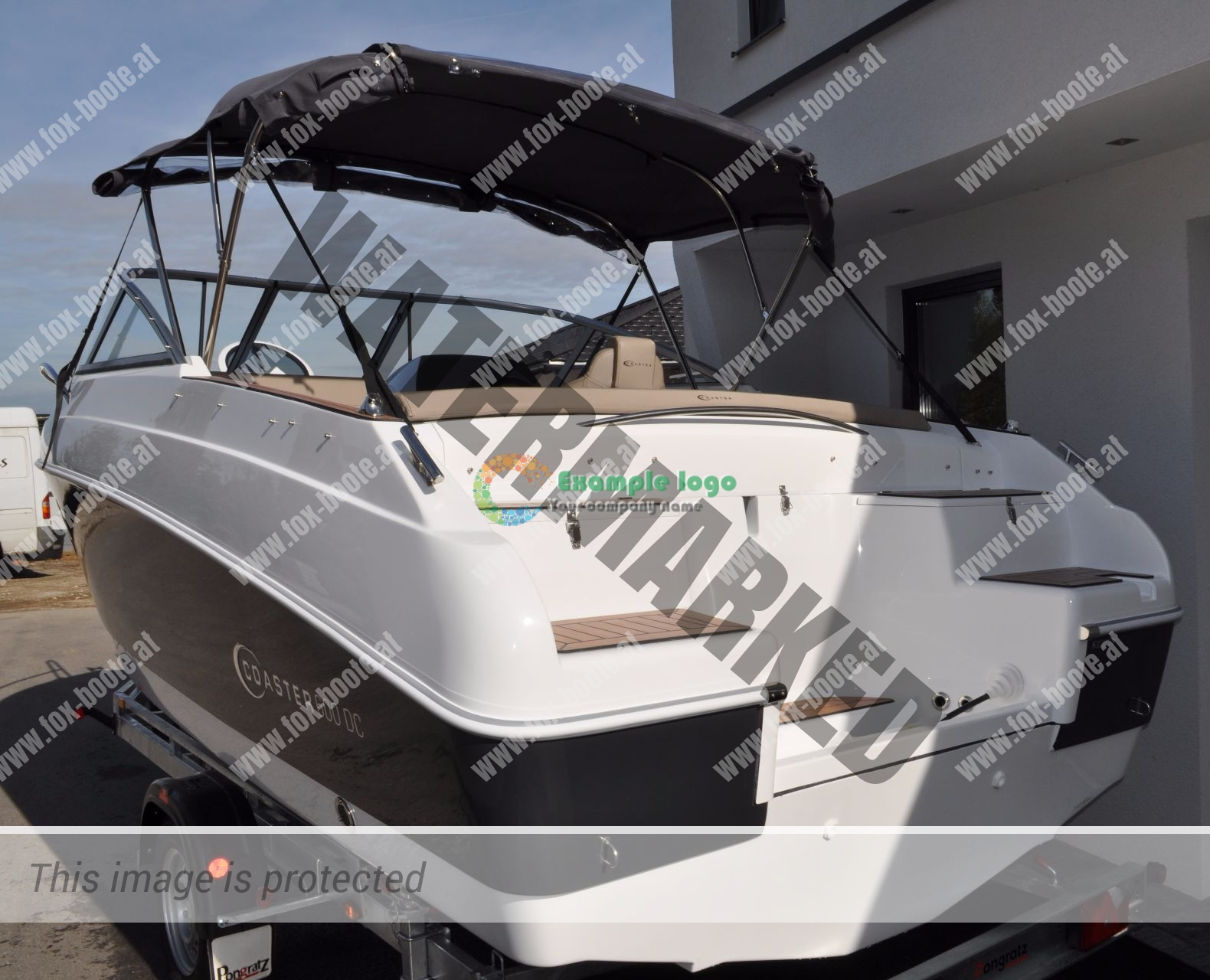 Bimini, coaster 600 dc