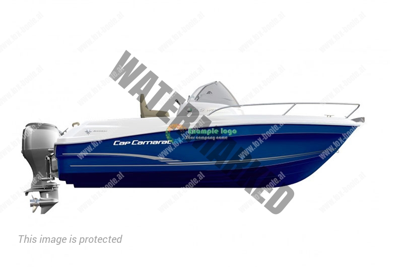 Jeanneau Cap Camarat 5.5 WA Serie 2