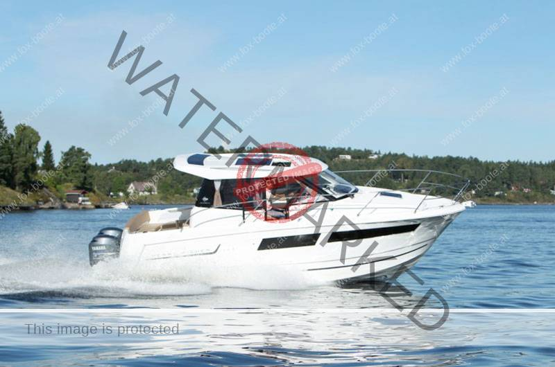 Jeanneau Merry Fisher 855