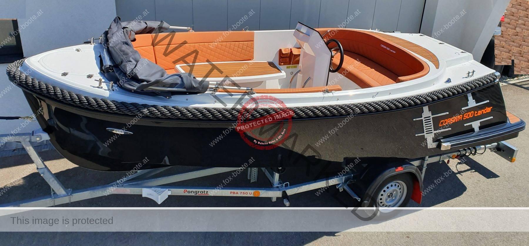 corsiva 500 tender