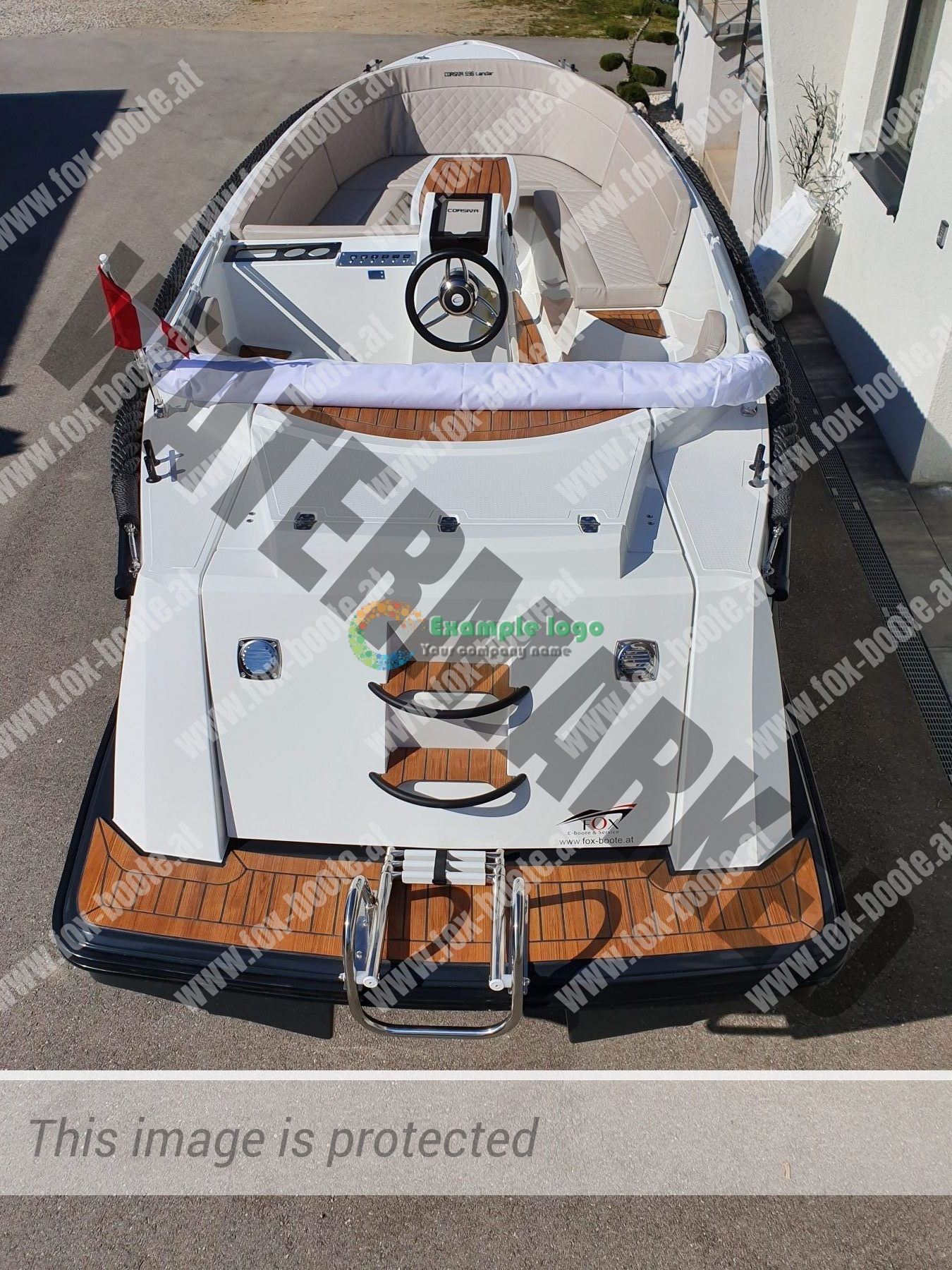 corsiva 595 tender